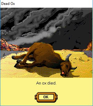 Dead Ox