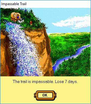 Impassable Lost