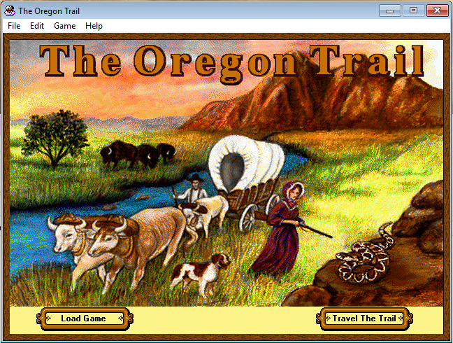 An Evening With Oregon Trail