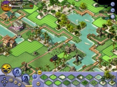 Tropical paradise!
