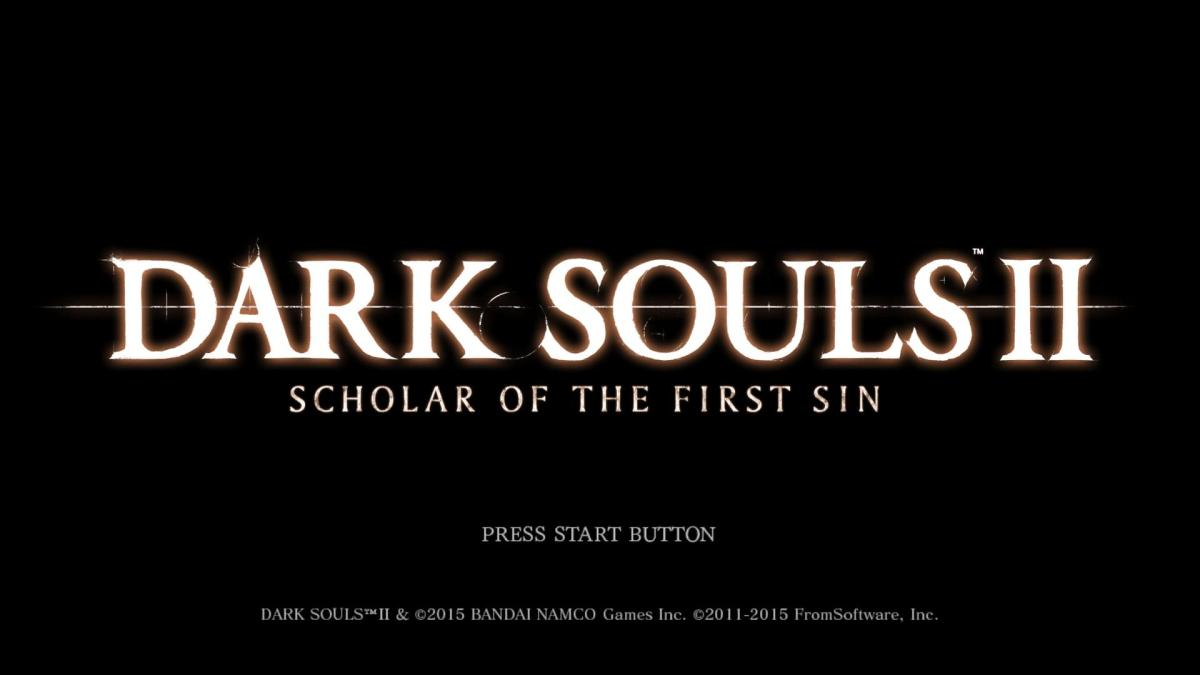 Dark Souls II – Scholar of the First Sin