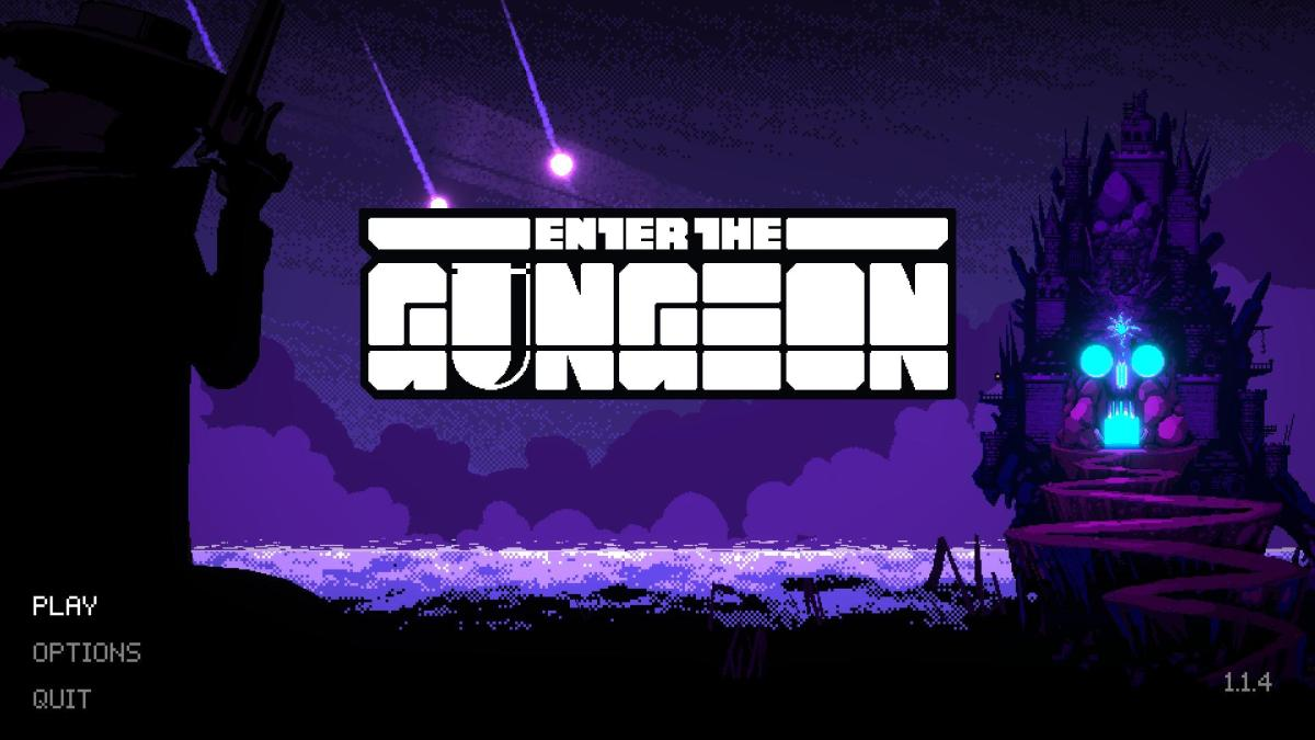 Enter the Gungeon Makes Failing Fun!